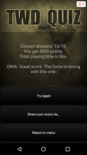 Quiz for The Walking Dead  screenshots EasyGameCheats.pro 4
