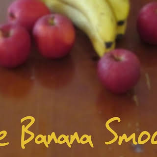 Apple Banana Smoothie Recipes.