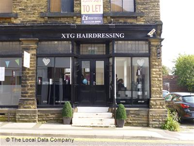 Xtg Hairdressing On Knowl Road Hairdressers In Town Centre Mirfield Wf14 8dq
