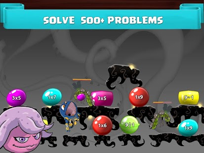 Monster Math – Free Math Game- screenshot thumbnail
