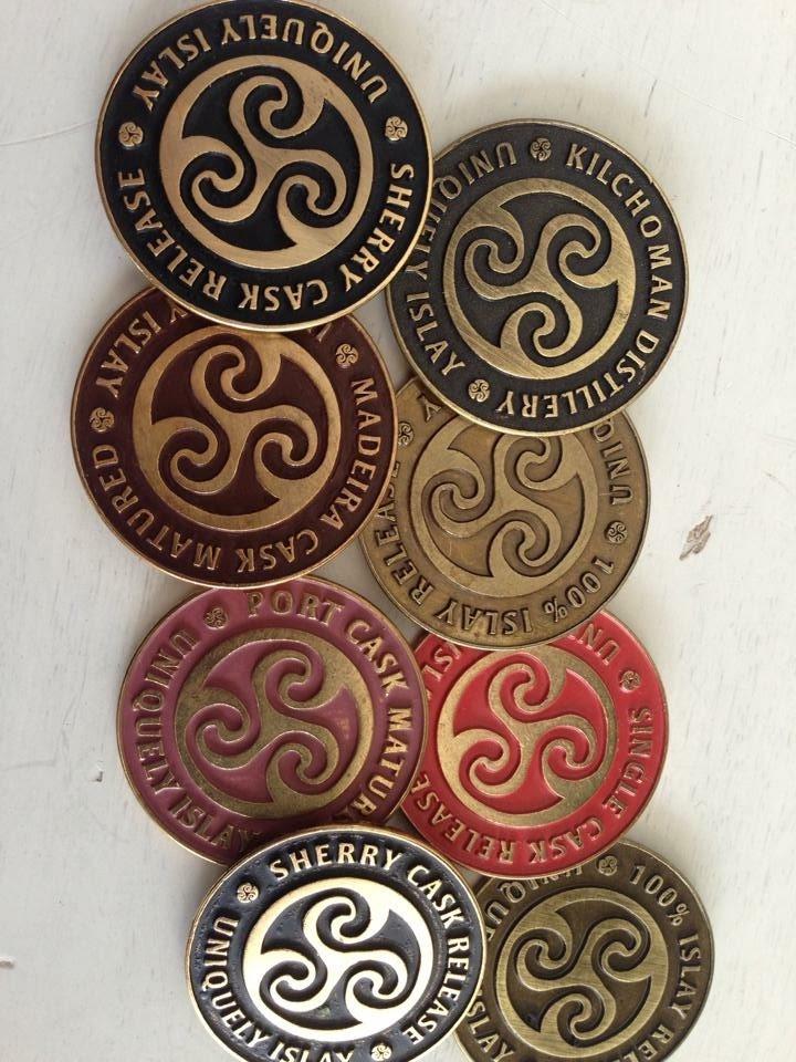 Kilchoman - medals (c) Stewart Craigon