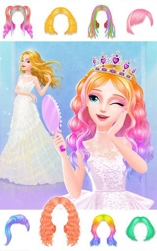 Princess Dream Hair Salon screenshot 12