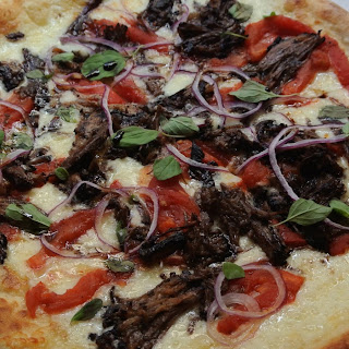 OTTO's Short Rib (RED) Pizza
