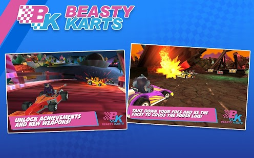 Beasty Karts- screenshot thumbnail