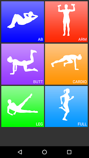 Daily Workouts - Exercise Fitness Routine Trainer  screenshots 2