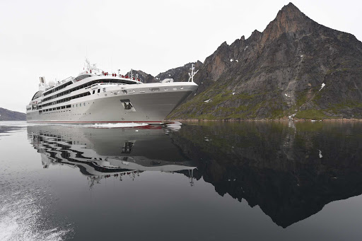 Ponant-Greenland2.jpg - Sail Ponant's Le Soleal to the dramatic seas of Greenland.