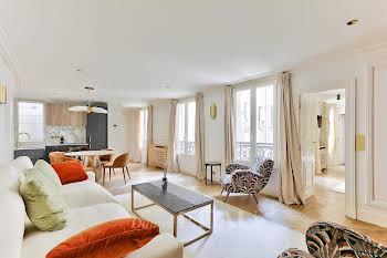Appartement meublé 2 pièces 58,6 m2