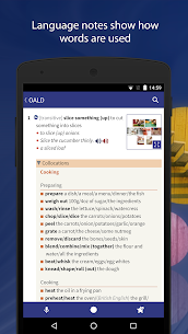 Oxford Advanced Learner's Dict Premium V1.1.3.0 Mod APK 4