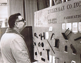 Photo: Zuckerman Co. display board