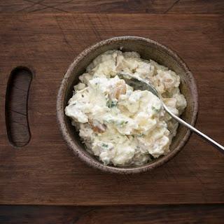 Irish Potato Salad.