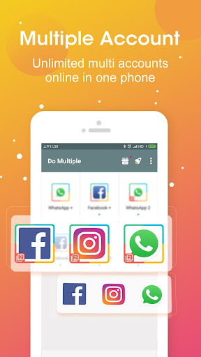 DO Multiple Accounts - Infinite Parallel Clone App 2.32.21.0627 screenshots 1