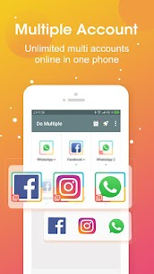 DO Multiple Accounts MOD APK [VIP ENABLED] 2.33.00.0716 1