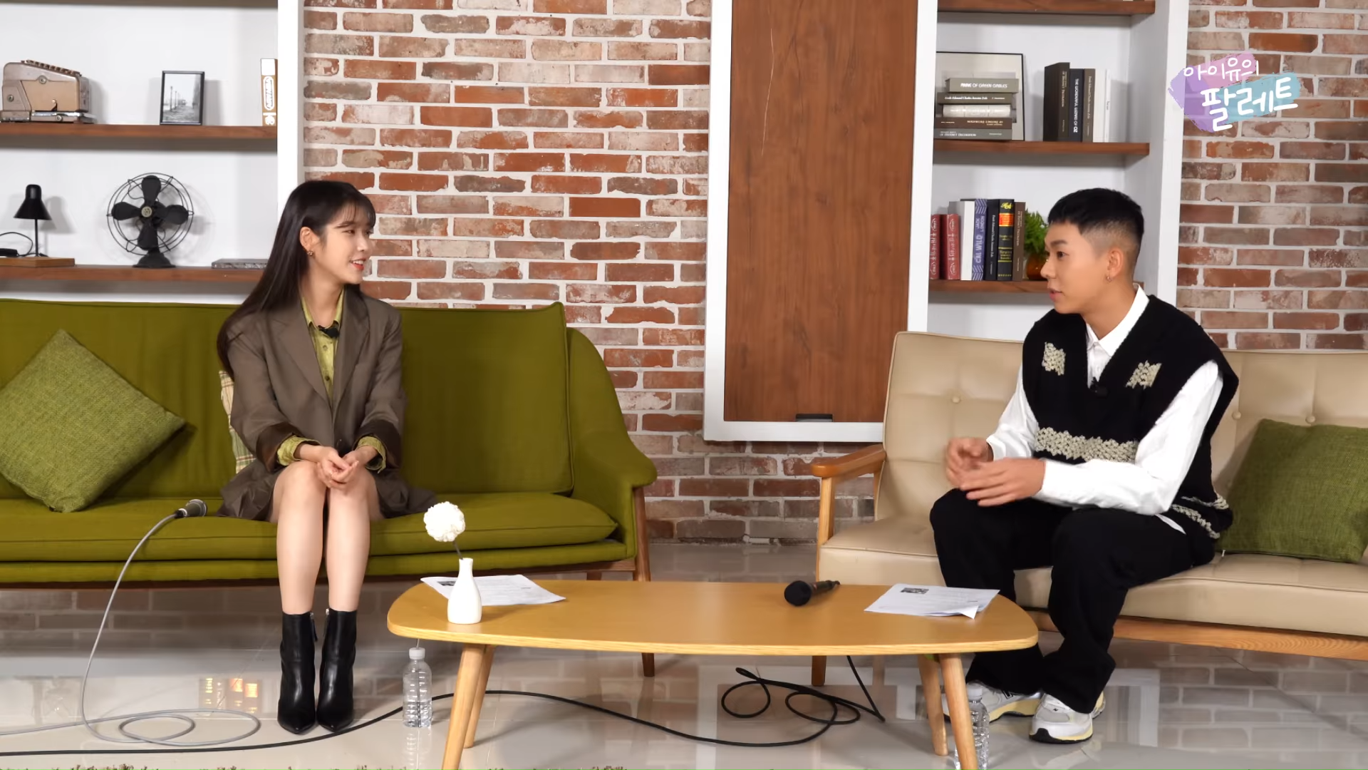 [IU's Palette] Let us draw something yummy (With Loco) Ep.2 1-53 screenshot