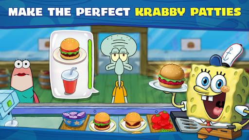SpongeBob: Krusty Cook-Off  screenshots 2