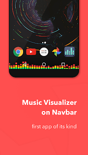 Muviz - Navbar Music Visualizer Screenshot