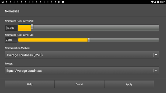 WavePad Master's Edition Apk 5