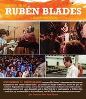 Ruben Blades - The Return Of Ruben Blades