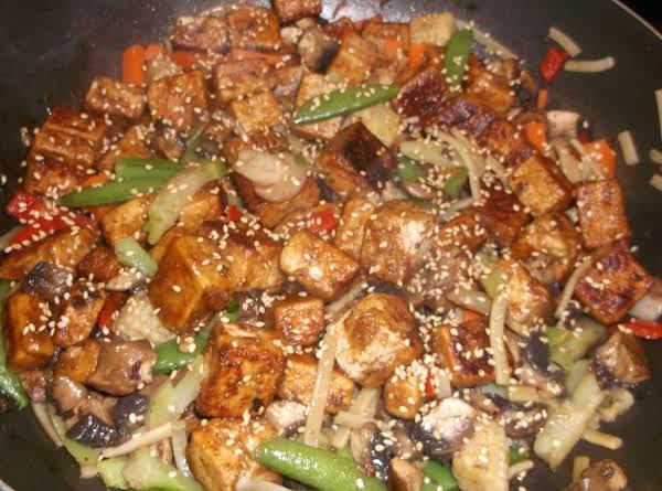 Tofu-licious Recipe