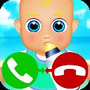 fake call baby game APK