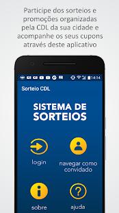 Sorteio CDL - náhled