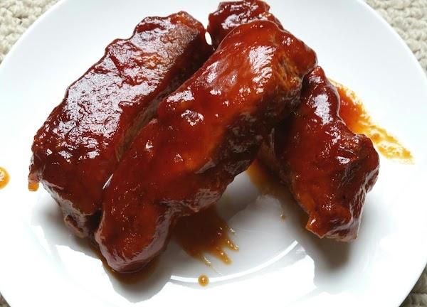 ~ Sweet Chili Honey Ribs ~ Recipe