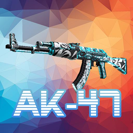 AK-47 Lotto - free CS:GO skins (app)
