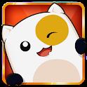 Taro Cat Live Wallpaper icon