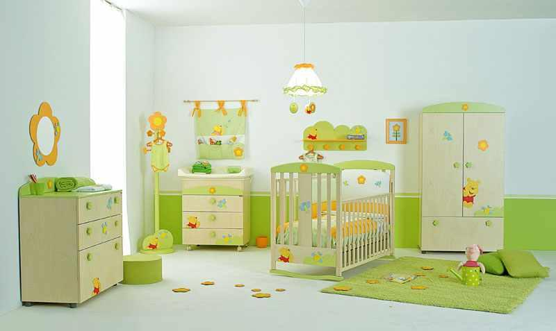 Baby Room Designs Screenshot