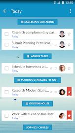 Wunderlist: To-Do List & Tasks Screenshot 2