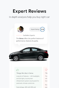 App CarDekho - New & Used Cars Price & Offers in India APK for Windows Phone