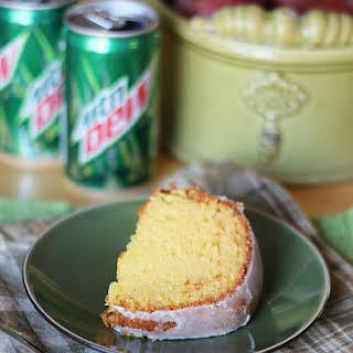 Mountain Dew Cake.