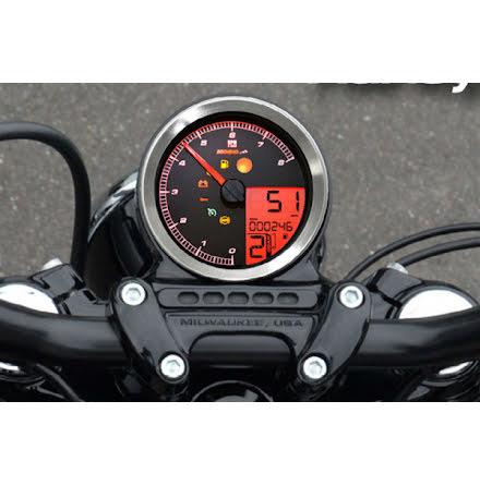 KOSO HD-01 Sportster 883 rev counter/tachometer
