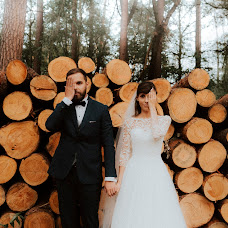 Wedding photographer Michał Jarema (michaljarema). Photo of 03.09.2019