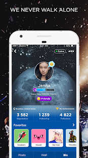 App ARMY Amino for BTS Stans APK for Windows Phone