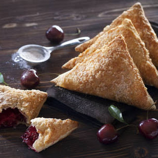 Crescent Roll Cherry Turnovers Recipe