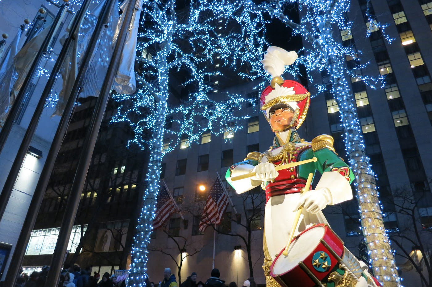 Holiday Celebrations in New York City