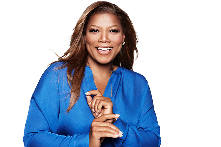 Queen Latifah will be named godmother of Carnival Horizon during a gala ceremony on the ship May 23.