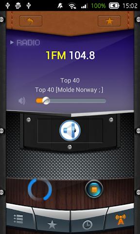 android Radio Norway Screenshot 4
