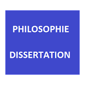 Philosophie - Dissertation