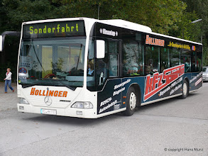 Photo: Bus-Transfer von Bad Feilnbach zur Therme nach Bad Aibling