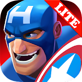 Legend Captain:Avengers Fight Lite