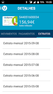 Unibanco Online- screenshot thumbnail
