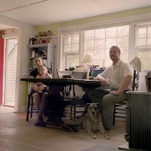 Photo: title: Meggan Gould, Bob & Nola Haggerty, Brunswick, Maine date: 2011 relationship: friends, art, met through Meghan Brady years known: 0-5
