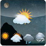 the weather forecast Icon