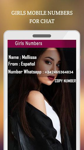 whatsapp girl phone no
