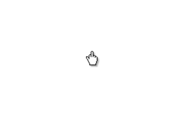 The Finger Cursor