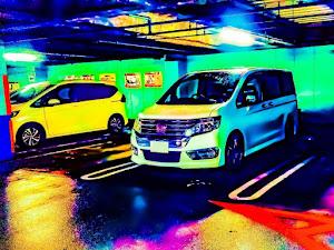 ステップワゴンスパーダ RK5 Zグレード 2013年式のカスタム事例画像 すがさんさんの2018年09月22日06:49の投稿