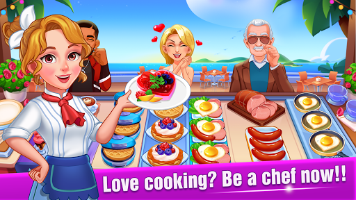 Cooking Master :Fever Chef Restaurant Cooking Game screenshot 3