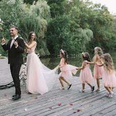 Wedding photographer Darya Maslyuk (MaslyukDarya). Photo of 31.08.2018