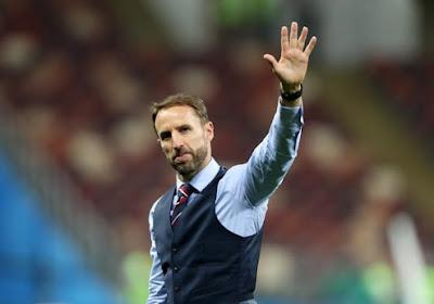 """Gareth Souhgate fier de son équipe après la victoire face à la Croatie : """"A la hauteur de l'événement"""""""